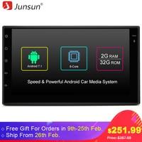 Junsun 7 R178 2 Din Car Multimedia Play Tap PC Tablet Android 7 1 2 GPS