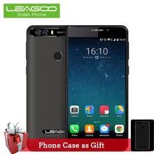 Leagoo Kiicaa Poder Smartphone de 5.0 Pulgadas 2 GB RAM 16 GB 1280×720 Android 7.0 de Doble Cámara de 8MP 2SIM huella digital Táctil Teléfonos Android