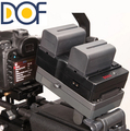 DSLR cámara videocámara bloqueo de montaje V batería recargable carril DSLR película placa v-mount batería de litio por F970 F770 F570