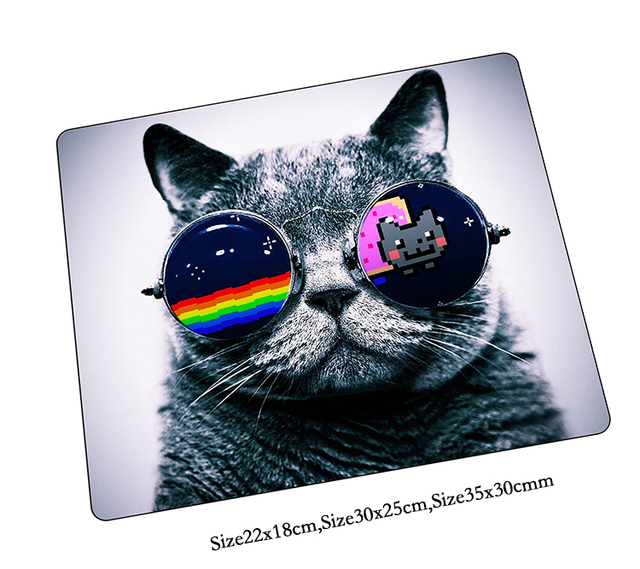 Nyan Cat Mouse Pad Size90x40cm Gaming Mousepad Gamer Mouse Mat Pad