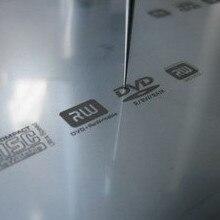 80x160X10 мм коврик для печати металлических пластин, изготовление логотипа, 1 единица, печать логотипа на заказ