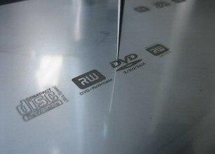 1 unit 100x75X10mm Pad Print Metal Plate Logo Making Customized Logo Print