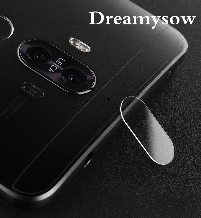 Film For HuaWei Honor5x V8 7 7i P9 P9 P20 Plus G8Nova2plus mate8 Back Camera Lens Tempered Glass Protector Protective Film Guard