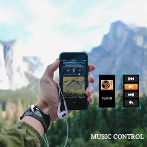 Image 5 - 健康ブレスレット心拍数モニター血圧測定スマートバンドフィットネストラッカーリストバンド iphone xiaomi pk fitbits