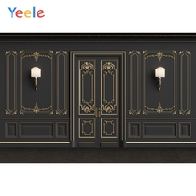Yeele Einfache Holz Möbel Innenwand Porträt Personalisierte Fotografischen Kulissen Fotografie Hintergründe Für Foto Studio