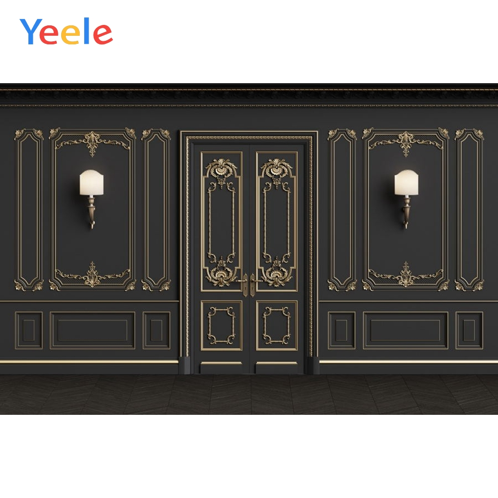 Yeele Simple Wood Furniture Interior Wall Portrait Personalized Photographic Backdrops Photography Backgrounds For Photo Studio-in Background from Consumer Electronics