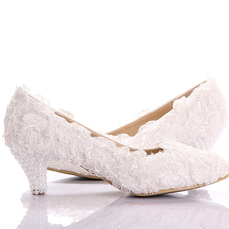 Zapatos De Novia Tacon Bajo Online