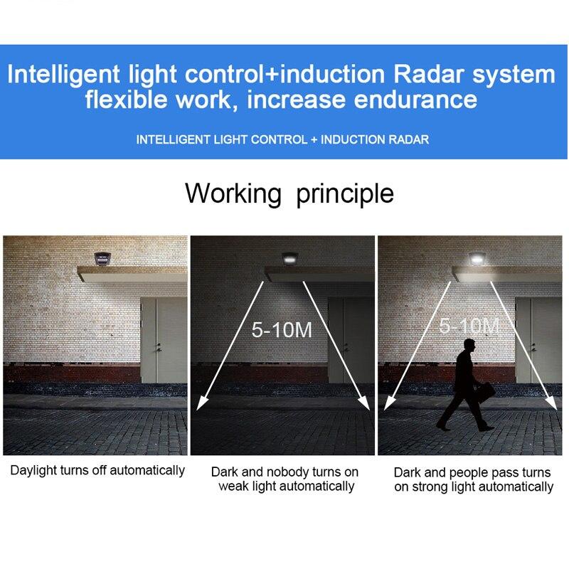 agua ip65 pir sensor luz inteligente mudancas led luz 50mm interface 04
