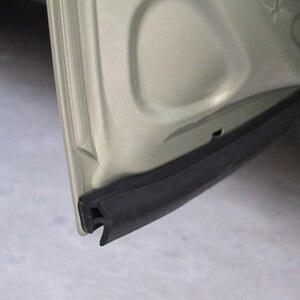 Image 5 - 5 M 8 M P TypeCar Tür Abdichtung Streifen Weathers Rand Trim Auto Tür Gummi Dichtung Sound Isolierung Auto Gummi dichtung Streifen