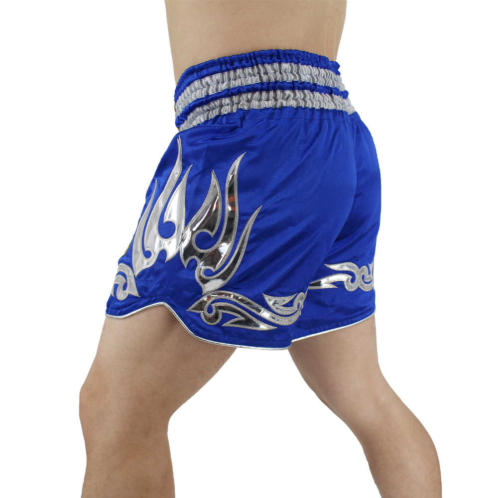Tiger Muay Thai Pria Jujitsu Tinju Celana Printing MMA Celana Pendek Kickboxing Pertarungan Bergulat Pendek Tinju Celana Pendek Pakaian Sanda