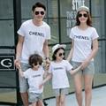 La familia a juego trajes Casual ropa de la familia mamá / madre e hija padre hijo ropa Sets ropa ropa familiar GS20