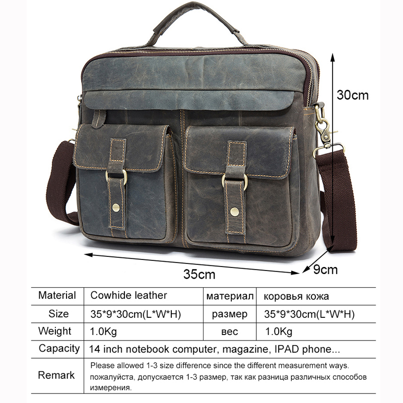 westal homens bolsa crossbody bolsas Cortical Features : First Layer OF Cowhide Leather