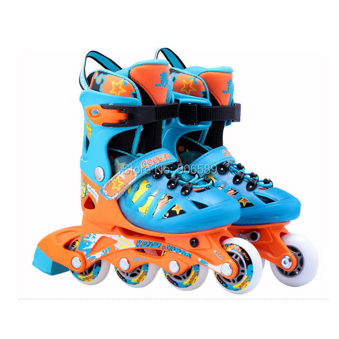 free shipping roller skates children MZS867 size adjustable hot sale free shipping children s roller skates pink and blue color
