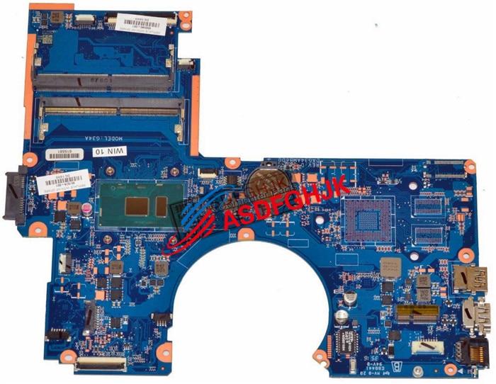 Original FOR HP 15-AU Laptop Motherboard WITH i5-7200U CPU 901574-601 DAG34AMB6D0 fully tested Original FOR HP 15-AU Laptop Motherboard WITH i5-7200U CPU 901574-601 DAG34AMB6D0 fully tested