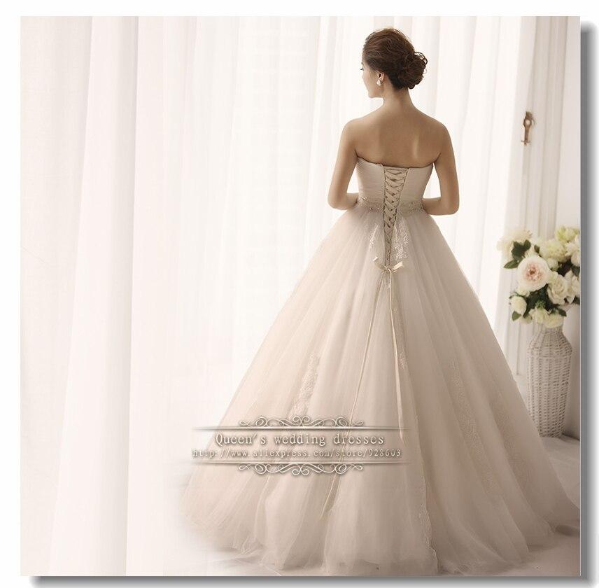 Sin tirantes lazo de vestido de boda negro novia fajas y cinturón menos de $200 - 2