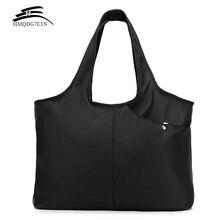 Fashion Waterproof Women Handbag Casual Large Shoulder Bag Nylon Big Capacity To