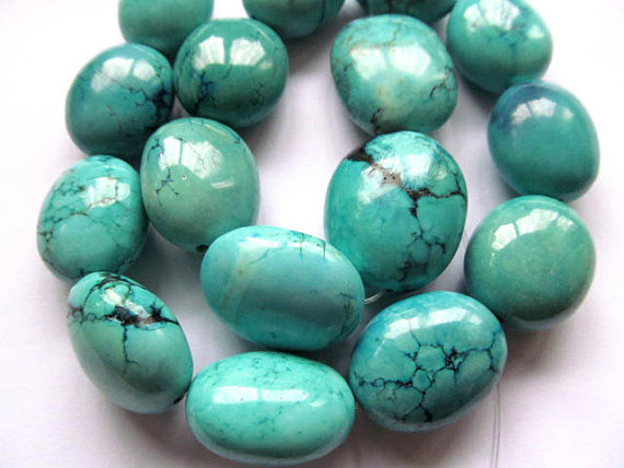 10x14 13x18 15x20 20x25 25x35mm 16inch high quality turquoise beads nuggets freeform blue green jewelry beads бордюр aparici tolstoi emile marquina zocalo 20x25 1