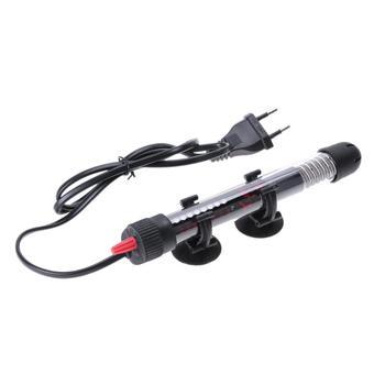 เครื่องทำน้ำอุ่น Rod 25/50/100/200/300 W Aquarium เครื่องวัดอุณหภูมิอุณหภูมิ Controller สำหรับ Aquarium อุปกรณ์เสริมถังปลา