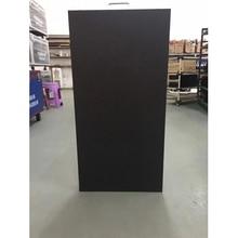 500x1000mm 104*208 points moulage sous pression en aluminium armoire P4.81 pour extérieur écran RGB Led écran publicité vidéo mur panneau location