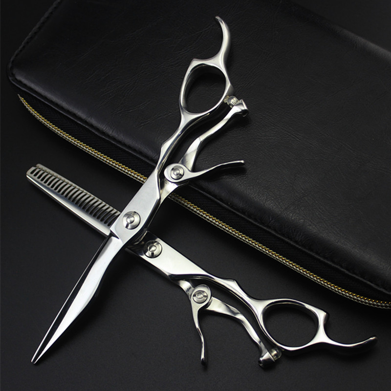upscale professional japan 440c 6 inch hair scissors cutting barber makas haircut salon thinning shears hairdressing scissors professional 6 inch japan 440c hair scissors cutting shears salon scissor thinning sissors barber makas hairdressing scissors