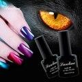 Saroline 10ml Gel Nail Polish 3D lucky color Magnetic Cat Eye Chameleon UV LED Lamp Soak Off UV Gel Polish professional