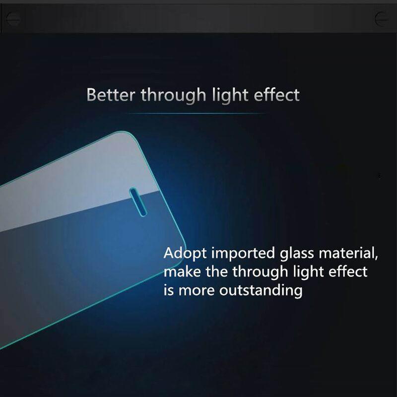 New Ledakan Bukti Premium Nyata Tempered Kaca Pelindung Film Screen - Aksesori dan suku cadang ponsel - Foto 3