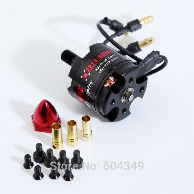 Emax MT2213 935KV плюс темы Безщеточный для Multirotor Quadcopters Mulit ротора