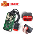 A+ Quality ds cdp 150 TCS cdp With bluetooth single green PCB 2014.3 software free keygen cdp car / trucks diagnostic tool