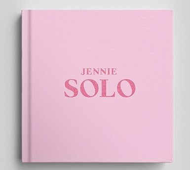 [MYKPOP] ~ 100% ORIGINAL officiel ~ BLACKPINK JENNIE SOLO Album ensemble CD + livre Photo KPOP Fans Collection SA19061104