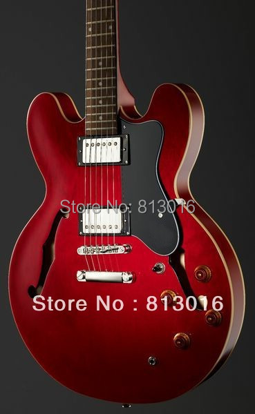 Wholesale Musical Instrument Epi ES-335 The Dot CH semi-acoustic guitar -! Free Shipping es acoustic es 12m ad