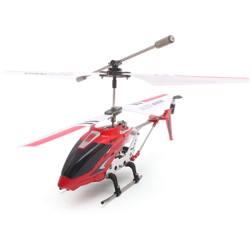 Original Syma S107G RC Drone Gyro Metal Infrared Radio 3CH Mini Helicopter RC Remote Control Flying Drone Toys Gift RTF for Kids image