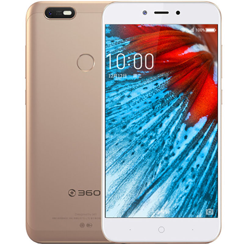 Original 360 N6 Lite Mobile Phone 4GB RAM 32GB ROM Snapdragon 630 Octa Core 2.2GHz 5.5 inch Quick Charge 4G Dual SIM 13MP+8MP