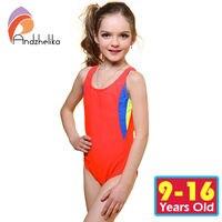 Andzhelika One Piece Swimsuit 2017 Swimsuit For Girl Swimwear Children Summer Girl Sport Bodysuit Bathing Suit