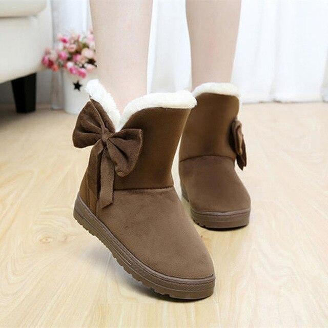 fur warm women shoes|snow boots