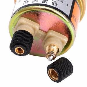 Image 5 - Di alta Qualità Sensore di Pressione Olio Motore Calibro Mittente Interruttore Invio di Unità 1/8 NPT 80x40mm Auto Sensori di Pressione c45