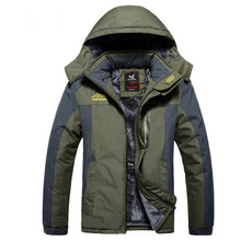 Wool Winter Warm Waterproof Soft Shell Tactical Men Outdoor Jackets Go Hunting Army Military Windproof Outerwear