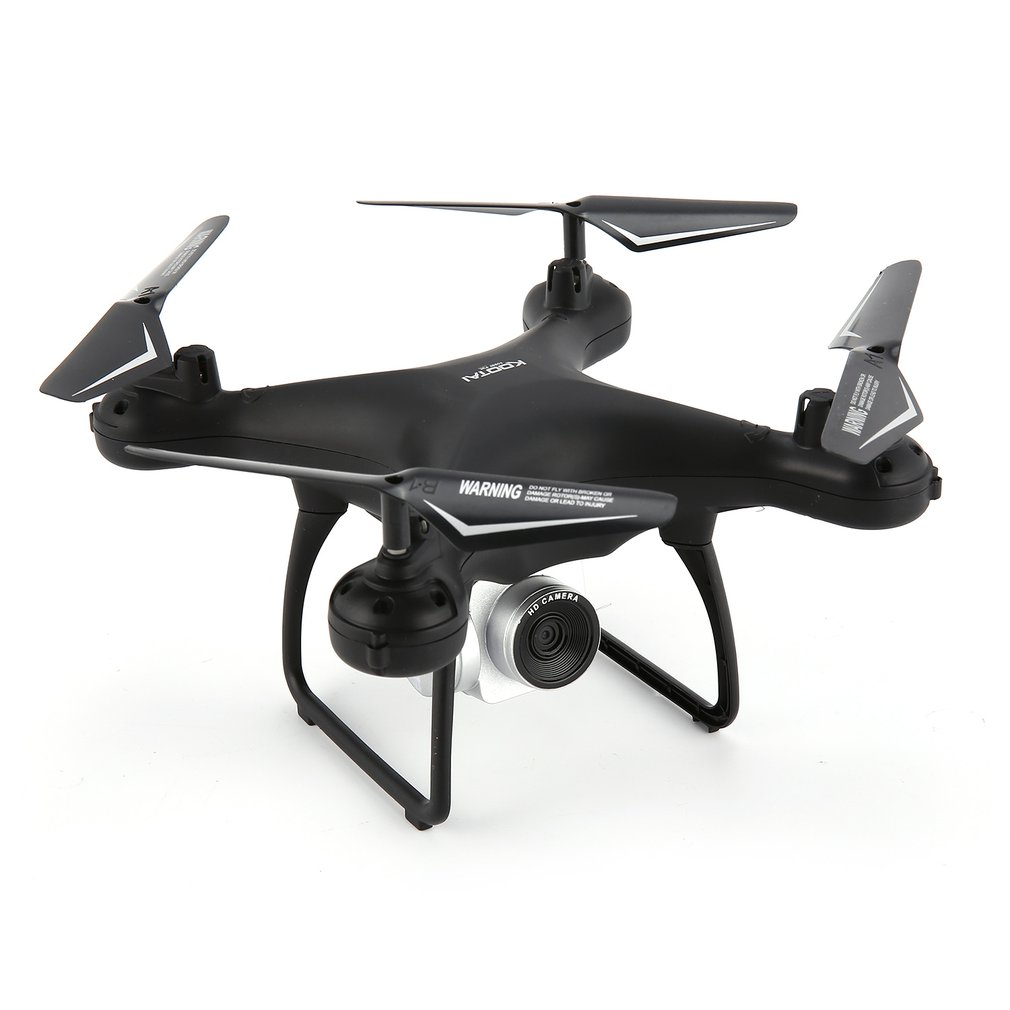 KOOTAI X180 2.4G FPV RC quadrirotor Drone aéronef sans pilote (UAV) avec 720 P HD CAMÉRA Maintien D'altitude Mode Sans Tête 3D-Flip 18mins Long Vol