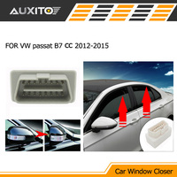For VW Passat B7 CC Gateway OBD Module Dongle Plug Play Side View Mirror AUTO Folding