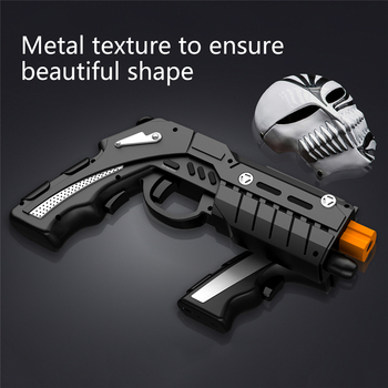 Trigger Gun Joystick For Android iPhone Cell Phone Mobile iPad PC Computer Controller Gamepad Game Pad Gaming Control Cellphone 4