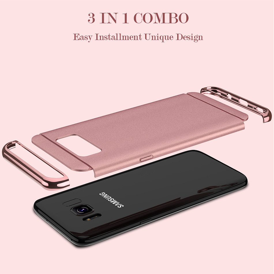 plating pc case for samsung s8 plus s7 edge (3)
