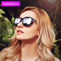 2017 New Fashion High Quality Polarized Sunglasses Women Brand Designer Gradient Lens Driving Sun Glasses UV400 Original Box