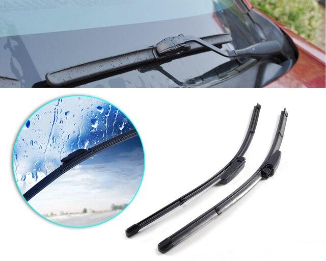 Aliexpresscom Buy DWCX New Frameless Steel Rubber Rain - Audi a4 windshield wipers