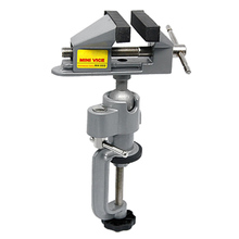 Mini Clamp-On Bench Jewellers Hobby Craft Vice Tool
