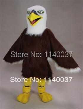 kabalája Barna US Eagle Mascot jelmez egyéni jelmezes anime cosplay - Jelmezek