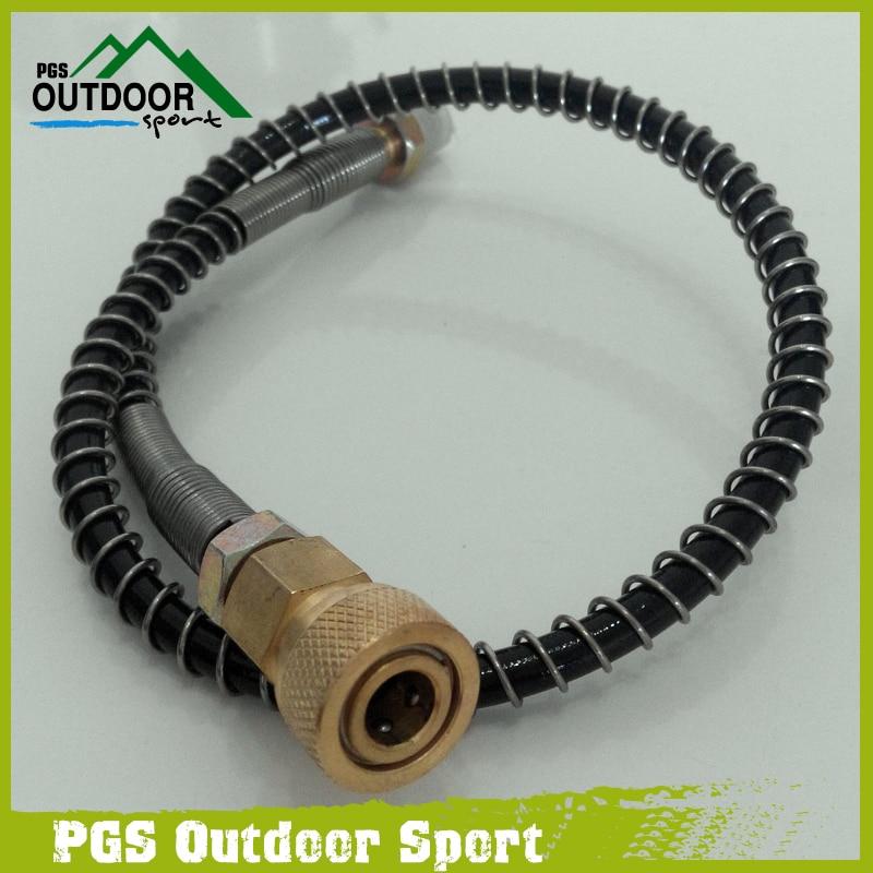 PCP / Auto Handpumpenschlauch für Nachfüllung 64Mpa / 9000PSI mit - Schießen - Foto 2