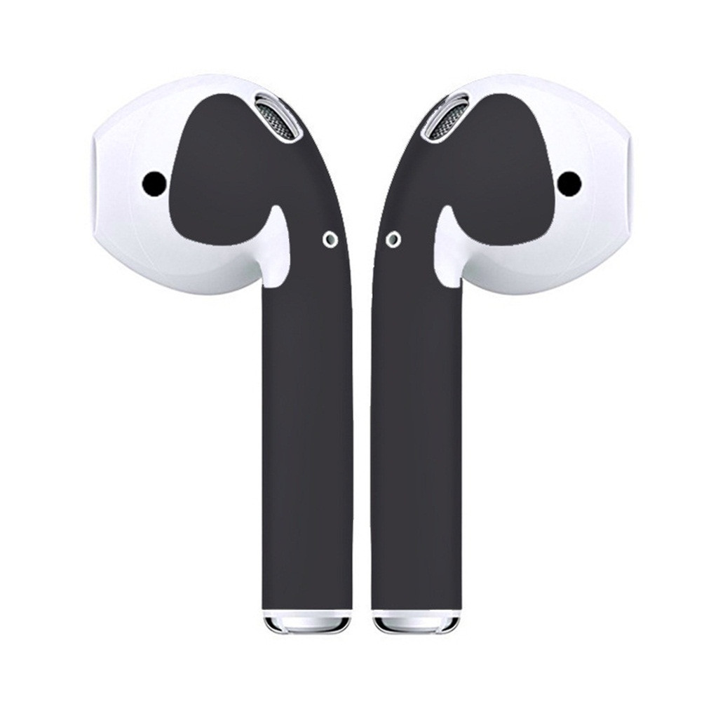 Compatible with Apple AirPods Total Model Matte Black AirPod Skins Protective Wraps Stylish Covers for Protection /& Customization