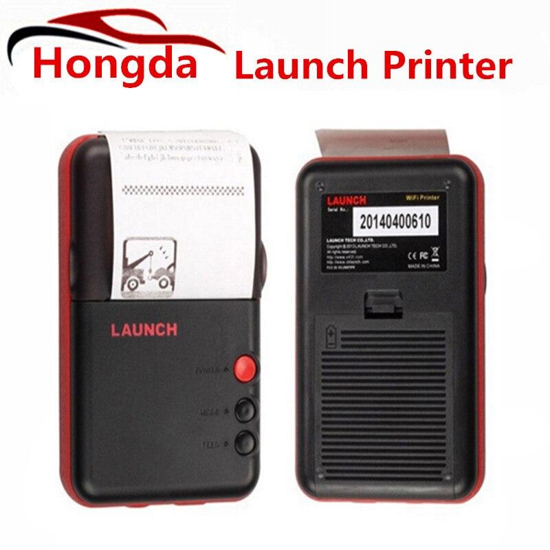 Prix pour 100% d'origine launch x431 mini imprimante pour launch x431 pro/v/v + avec wifi fonction dhl livraison gratuite