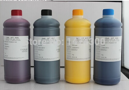 For HP x477 x452 x552 refill pigment ink for HP972 973 samsung rs 552 nruasl