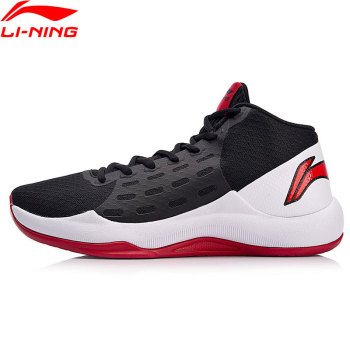 Li-Ning Men SONIC TEAM Basketball On Court Shoes Anti-Slippery LiNing Sport Shoes Wearable Sneakers ABPN009 XYL149