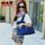 New Elegante Verão Mulheres À Prova D' Água Saco Bolsas de Alta Qualidade Saco de Oxford Mulheres Frescas Sacos de Ombro Fêmea Luz CLB15-205